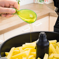 Cook Healthy Fries