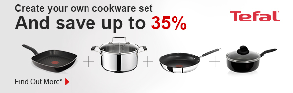 Cookware set builder