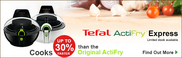New Tefal ActiFry Express