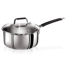 Jamie Oliver by Tefal Stainless Steel Classic Series 20cm Saucepan