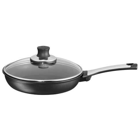 Preference Pro Frypan with Glass Lid - 26cm