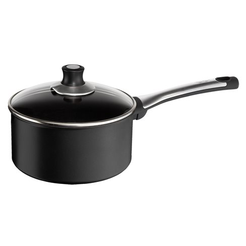 Preference Pro Saucepan with Glass Lid - 18cm