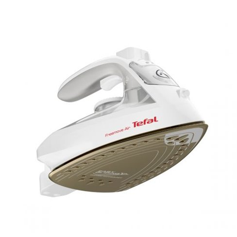 Tefal Steam Iron | Freemove Air Cordless Steam Iron - White (FV6550G0)